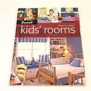 Sunset Ideas For Great Kids Rooms Book